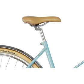 Creme Caferacer Solo Mujer, turquoise